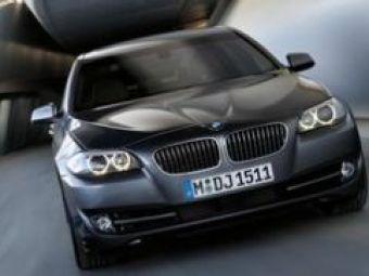 VIDEOAsa arata noul BMW Seria 5!