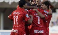 "Sevilla ataca Ghencea: ""Nu avem altasolutie decat victoria!"""