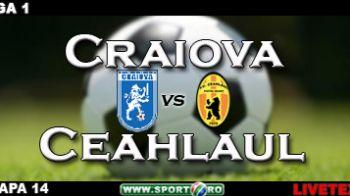 Thriller la Craiova!Universitatea3-2 Ceahlaul!