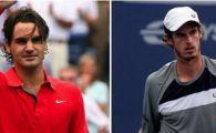 Federer, Murray si Djokovic vor reluari TV in timpul meciurilor de fotbal!