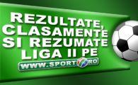 Sportul 0-0 Steaua II, Dinamo II 0-2 Dunarea Galati! Vezi rezultatele din Liga a II-a