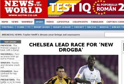 Are 16 ani, a terorizat-o pe Timisoara in Europa League, iar Chelsea il vrea neaparat!