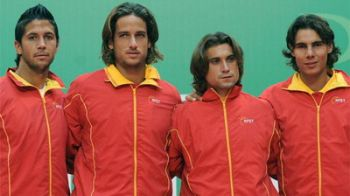 Nadal va juca pentru Spania in finala Cupei Davis!