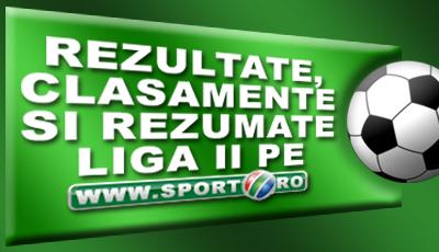 FC Arges 2-1 UTA Arad! Vezi rezultate din Liga 2!