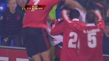 2 goluri si o mega ratare:Everton 0-2Benfica!VIDEO: