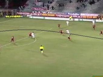 VIDEO GOL ca al lui Zidane pe vremuri! Vezi ce torpila s-a dat in Italia!