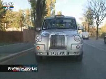 Revista ProMotor, 6 ani in taxi londonez!