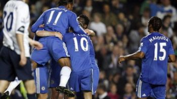 VIDEO: Chelsea, MASINA de goluri: 13 goluri intr-o saptamana! Chelsea 4 - 0 Bolton!