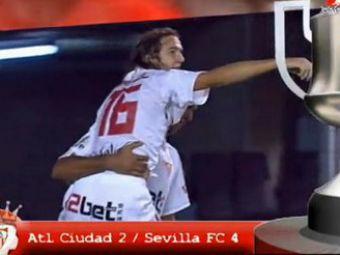 Sevilla nu se mai opreste! Vezi ce goluri au dat Fabiano, Navas si Capel! VIDEO: