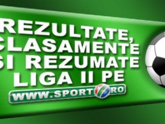 Dinamo II, batuta la Botosani, U Cluj a facut show, 3-0 cu Drobeta! Vezi rezultate