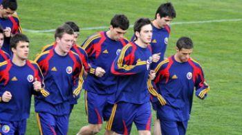 Rusia a castigat cu Moldova si merge cap la cap cu Romania pentru calificarea la Euro 2009 U-21!