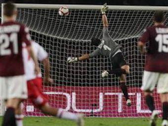 Se intampla in Serie B: gol ANTOLOGIC de la mijlocul terenului!