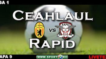Ceahlaul 0-4 Rapid (Lazar, BugaX2, Spadacio)