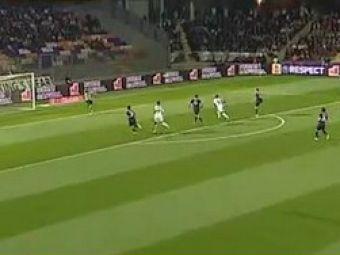 Probabil cel mai frumos gol al serii: VIDEO super gol de la 25 de metri:Austria Viena 1-1 Nacional!
