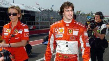 """OFICIAL:Fernando Alonso a semnat pentru 3 ani cu Ferrari: """"Mi s-a implinit un vis!"""""""