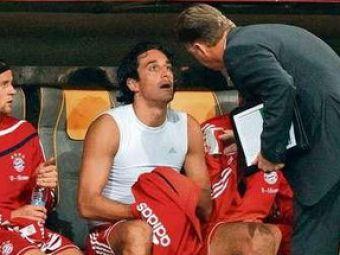 Toni e ca Dayro!Luca Toni nu mai vrea sa joace la Bayern II, in liga a III-a!