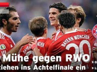 VIDEO:Bayern SHOW!Vezi 5 super goluri in Bayern 5-0 Oberhausen!