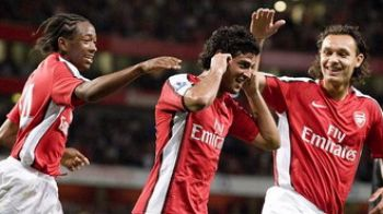 VIDEO / Baby Arsenal este de neoprit! Arsenal 2-0 West Brom'