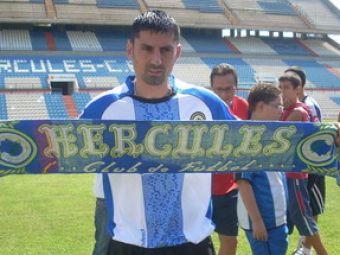 Danciulescu ar putea debuta pentru Hercules contra Celtei Vigo!