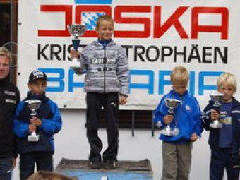 Echipa de sarituri cu schiurile a Romaniei castiga pentru a2 oara consecutiv Turneul celor Patru Trambuline pentru copii!