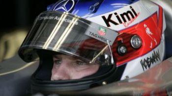 Raikkonen a semnat un acord de principiu pentru a reveni la McLaren!