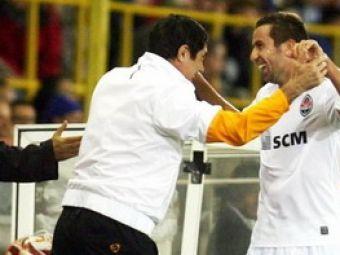 VIDEO / Rat si Lucescu vor din nou trofeul! VEZI rezumat Bruges 1-4 Sahtior