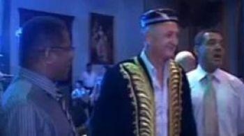 Scolari face senzatie in Uzbekistan!VEZI cum si-a impresionat patronul!