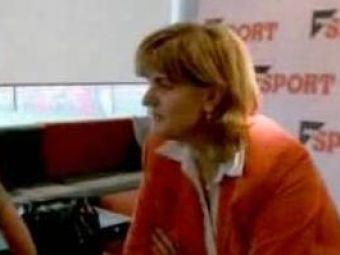 VIDEO:Vezi ce acuzatii ii aduce Elisabeta Lipa lui Badea de la Dinamo!