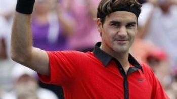 Federer, in finala cu Juan Martin Del Potro la US Open!