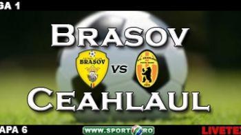 "Brasov 1-0 Ceahlaul (Ilyes '77)! Pinalty:""Am vrut sa scot echipa de pe teren!"""