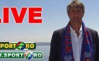 Conferinta Bergodi, LIVE pe Sport.ro, sambata de la 14:00!
