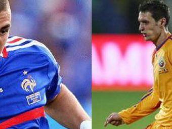 """Mazilu: """"Razvan ar putea alege intre mine si Gigel Bucur pentru meciul cu Franta!"""""""