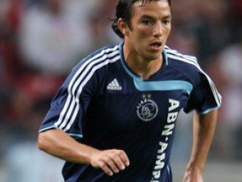 Ogararu, dorit la FC Bruges! Ajax nu-l mai vrea!