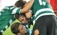 VIDEO: Blestemul lui Lucescu a lovit din nou! Vezi super golul portarului lui Sporting!