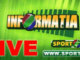 ACUM LIVE VIDEO: Ce jucator mai aduce Steaua! Argaseala anunta la Informatia!