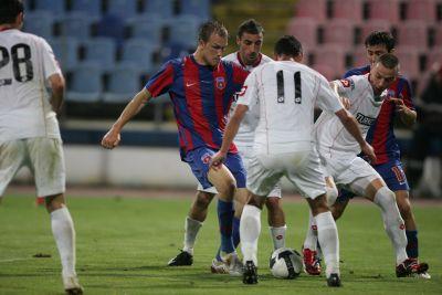 Egal de prezentare! Steaua 0-0 Genclerbirligi