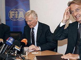 Scandal in F1:FOTA a parasit o reuniune organizata de FIA!Vezi de ce: