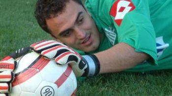 Dinamo si-a luat portar din Liga a doua:l-a imprumutat pe Curca de la Farul!