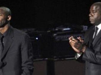 Si-au luat adio de la el! Kobe Bryant si Magic Johnson au vorbit la ceremonia lui Michael Jackson!