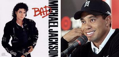 """Tiger Woods i-a adus un omagiu lui Michael Jackson:""""Toata lumea era fan MJ!"""""""
