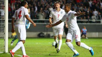 VIDEO: Walcott si compania merg in semifinale: Spania 0-2 Anglia!