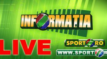 ACUM: Romania exclusa din Europa? Informatia LIVE pe www.sport.ro!