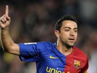 Provocare www.sport.ro: Xavi, mai sustinut ca Messi pentru Balonul de Aur!Merita trofeul?