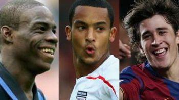 Bojan, Walcott si Balotelli, la pachet exclusiv la Sport.ro si www.sport.ro ! Vezi programul meciurilor de la CE Under 21!