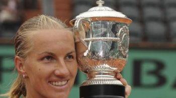 Kuznetsova, REGINA Parisului:Safina - Kuznetsova 4-6, 2-6!