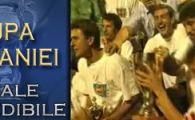 FINALE INCREDIBILE!! Petrolul a invins sistemul in 1995!!! Vezi super imagini video!!