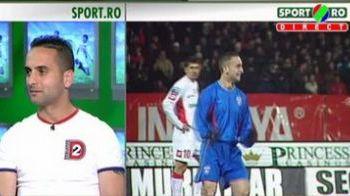 SUPERVIDEO: MarianAliuta a revazut golurile cu Dinamo siRapid in direct la Sport.ro!