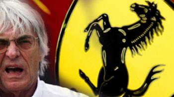 """Ecclestone catre Ferrari:""""Va dau in judecata!"""""""