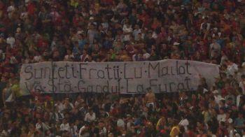 """Steaua - Craiova, FARASPECTATORI! Argaseala:""""Decizia e corecta!"""""""