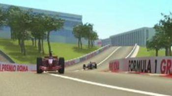 Video SENZATIONAL: vezi NOUL circuit de Formula 1 de la ROMA